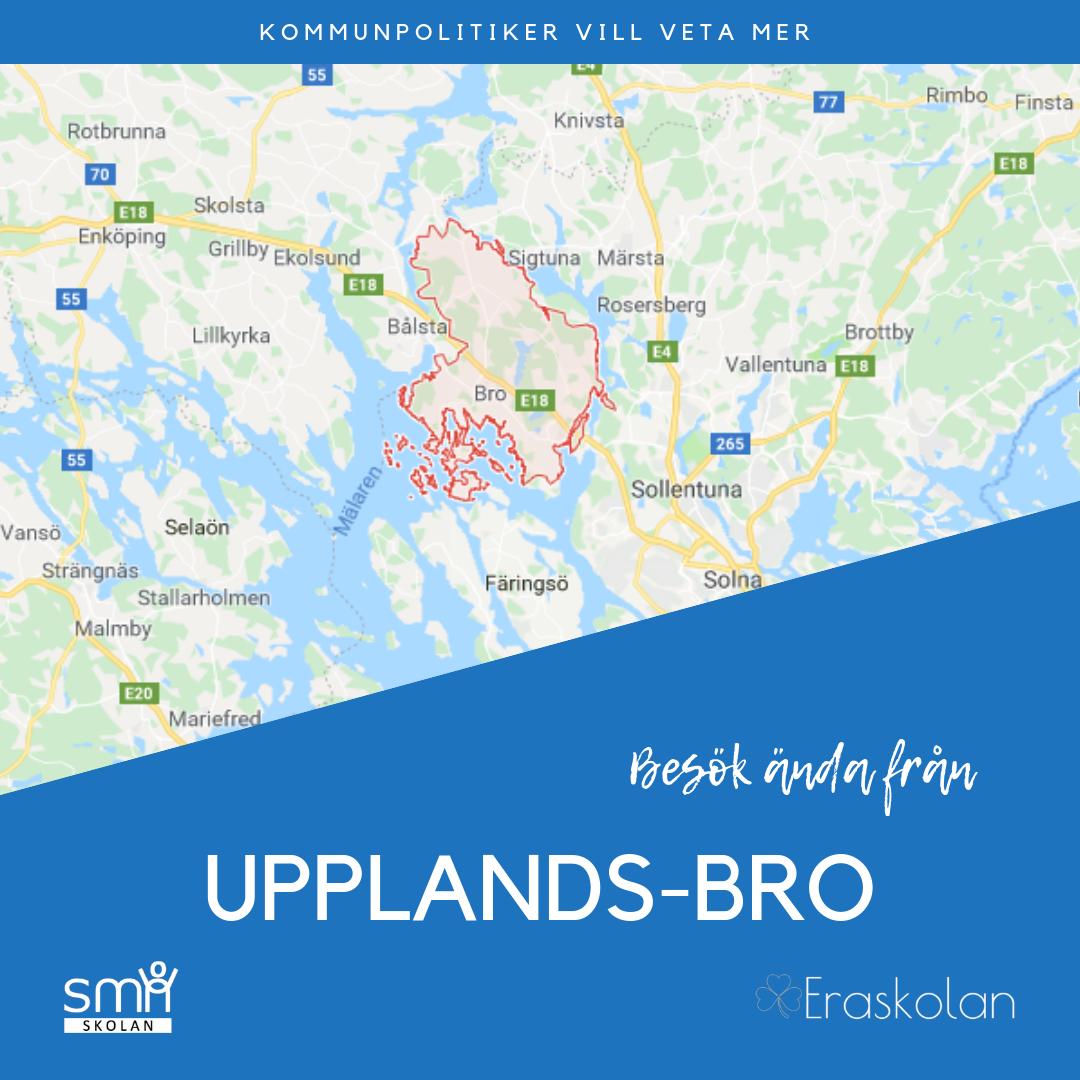 Besök från Upplands-Bro